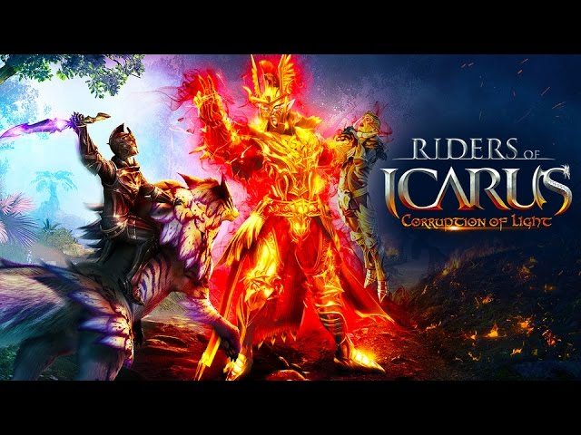 Riders of Icarus – Corruption of Light Update Official Trailer
