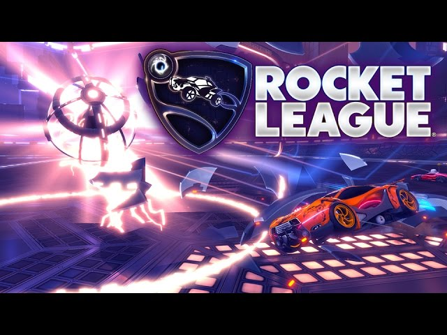 Rocket League – New Dropshot Mode Trailer