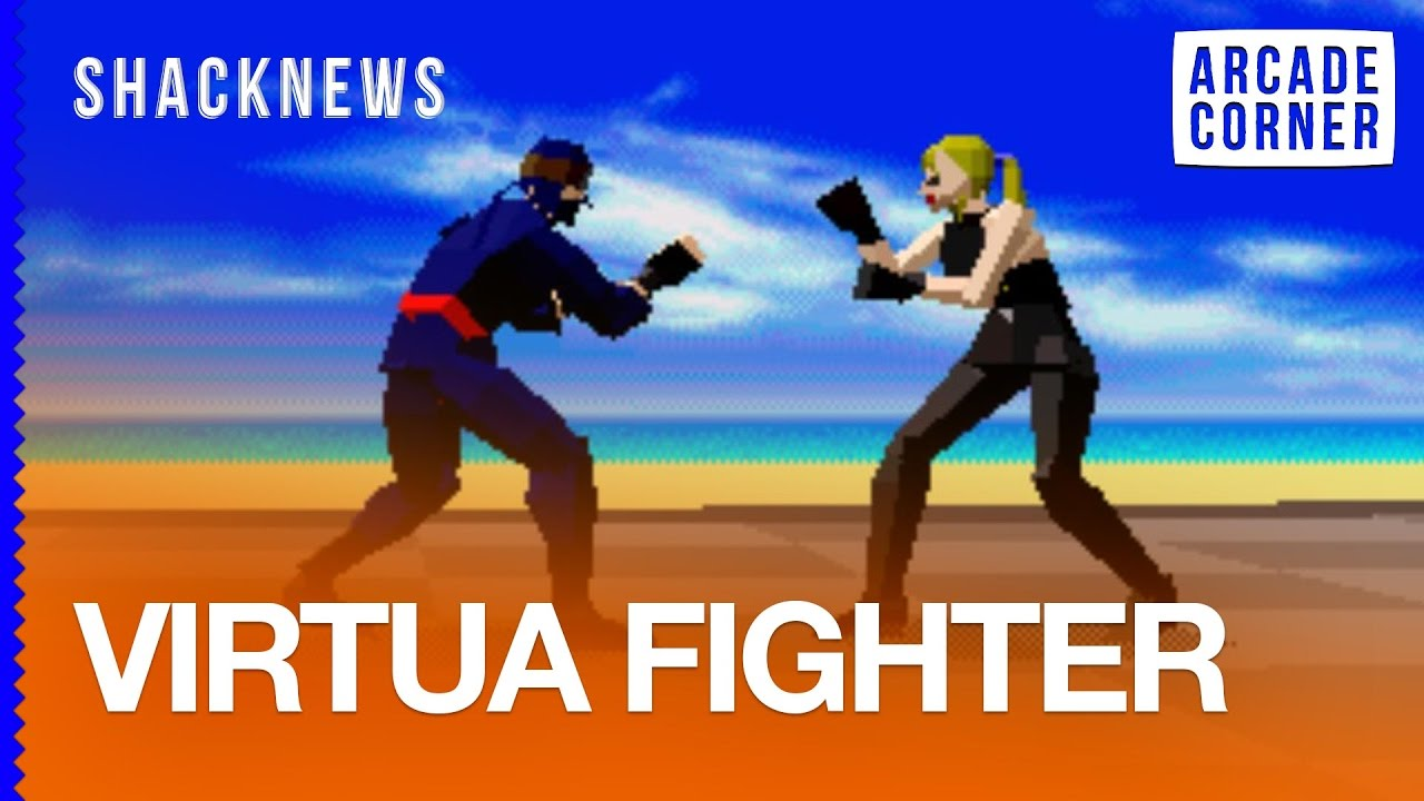 Shack's Arcade Corner: Virtua Fighter