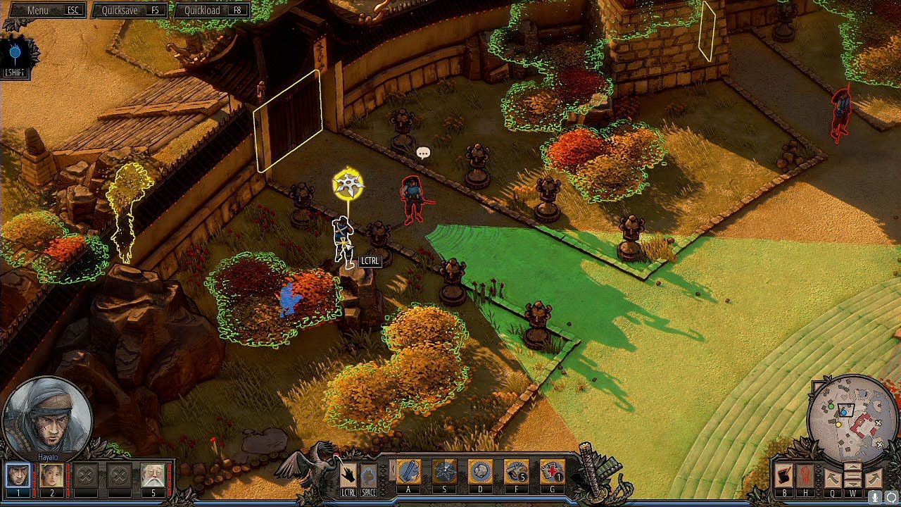 Shadow Tactics: Blades of the Shogun: Quick Look