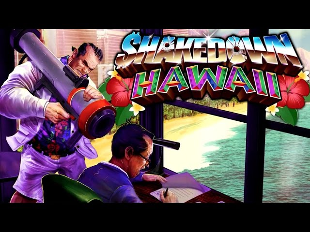 Shakedown: Hawaii – Nintendo Switch Trailer