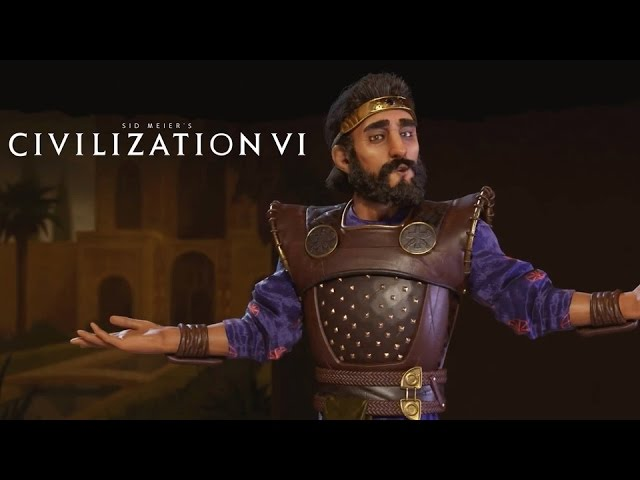 Sid Meier's Civilization VI – Official First Look: Persia