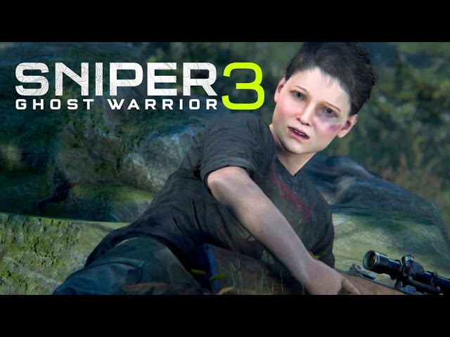 "Sniper Ghost Warrior 3 – Story Trailer ""Brothers"""