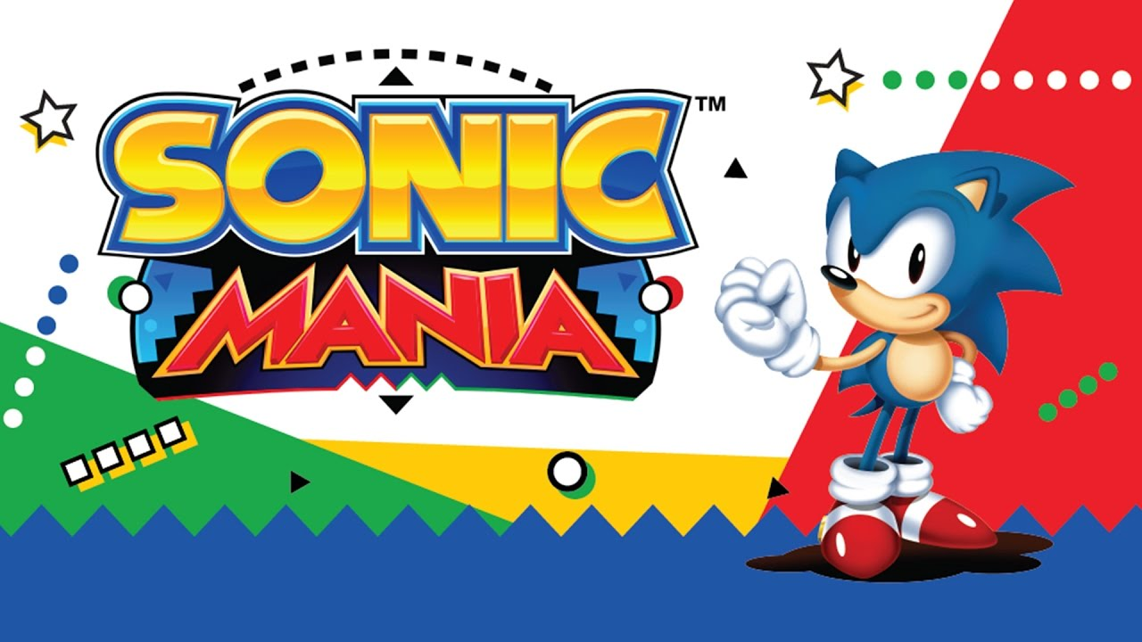 Sonic Mania – Official Green Hill Zone 2 Gameplay