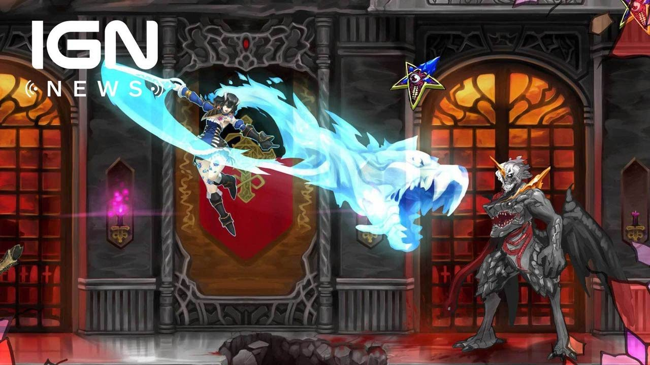 Bloodstained Wii U Version Cancelled, Confirmed for Nintendo Switch – IGN News