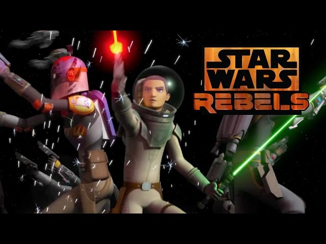 "Star Wars Rebels – Showdown with Thrawn ""Zero Hour"" Trailer"