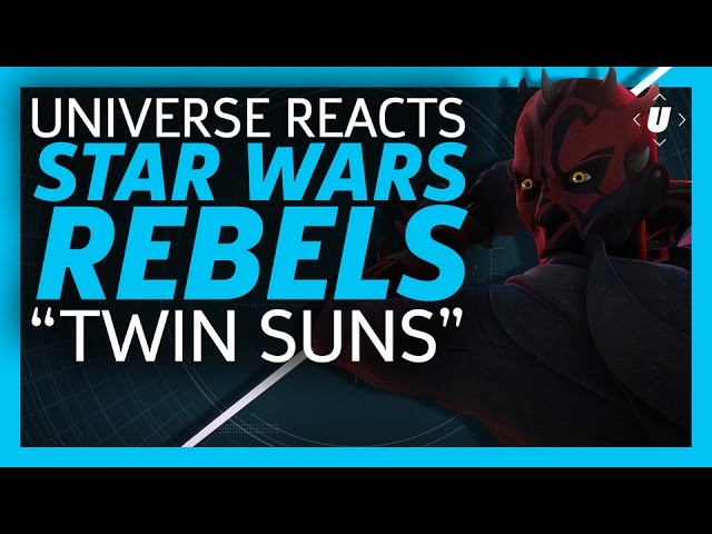 "Star Wars Rebels ""Twin Suns"" Reaction (Spoilers)"
