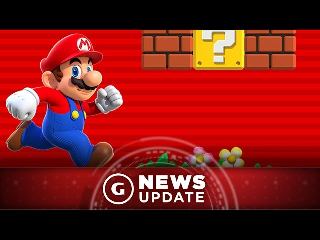 Super Mario Run Android Release Date – GS News Update