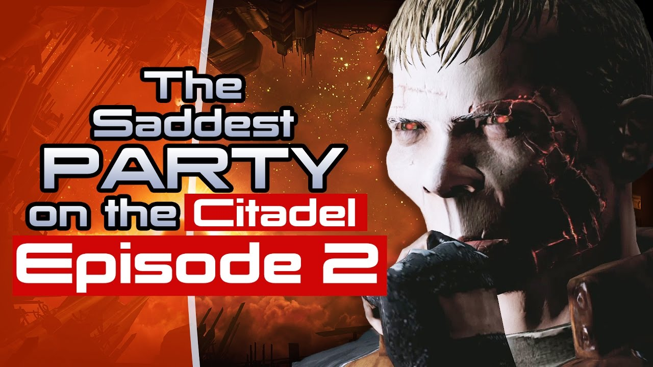 The Red Relay Massacre – The Saddest Party On The Citadel Episode 2