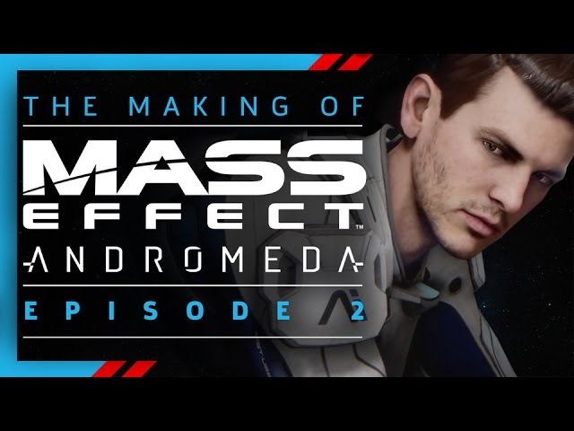 The Story Of Mass Effect Andromeda Part 2: Pathfinders