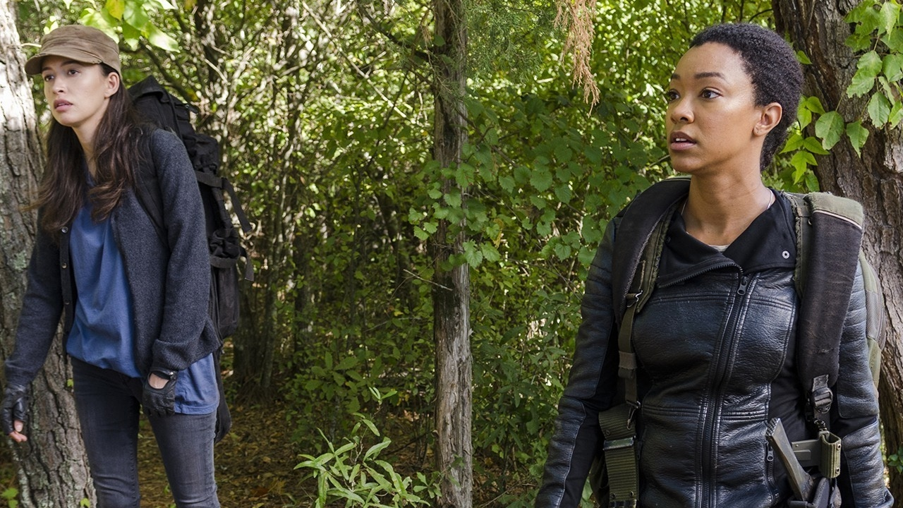 The Walking Dead Deals With Some Unfinished Business