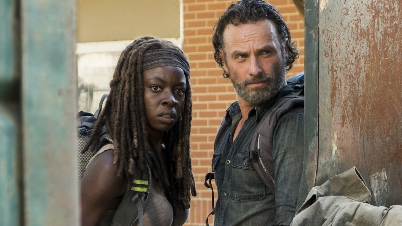 The Walking Dead: We Want More Time With Rick and Michonne
