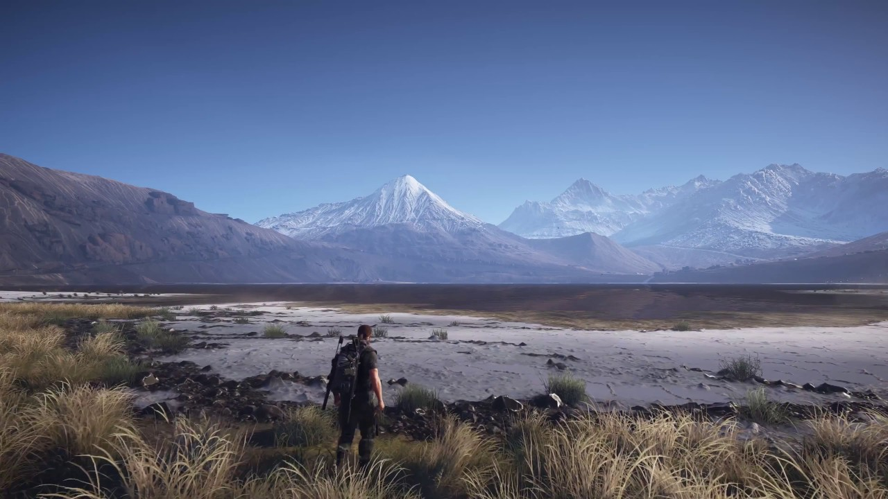 Tom Clancy's Ghost Recon: Wildlands Official Nvidia GameWorks Trailer