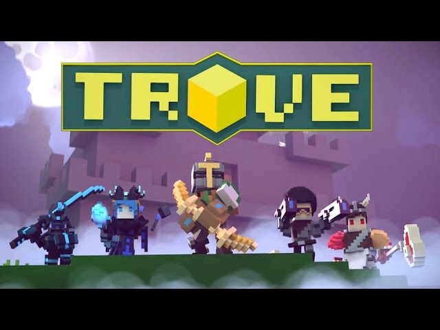 Trove – Official Console Launch Trailer