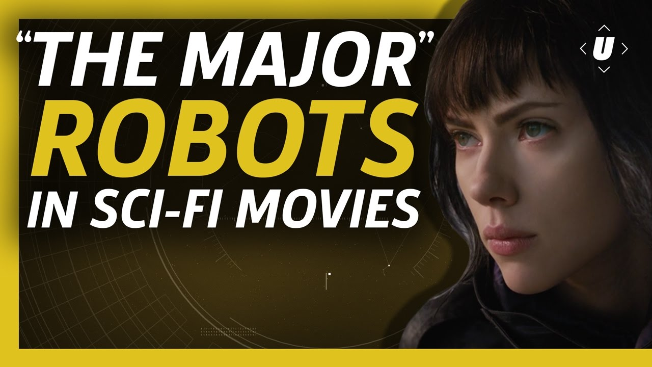 "Cyborgs, Androids and Synthetics: ""The Major"" Robots In Our Favorite Movies"