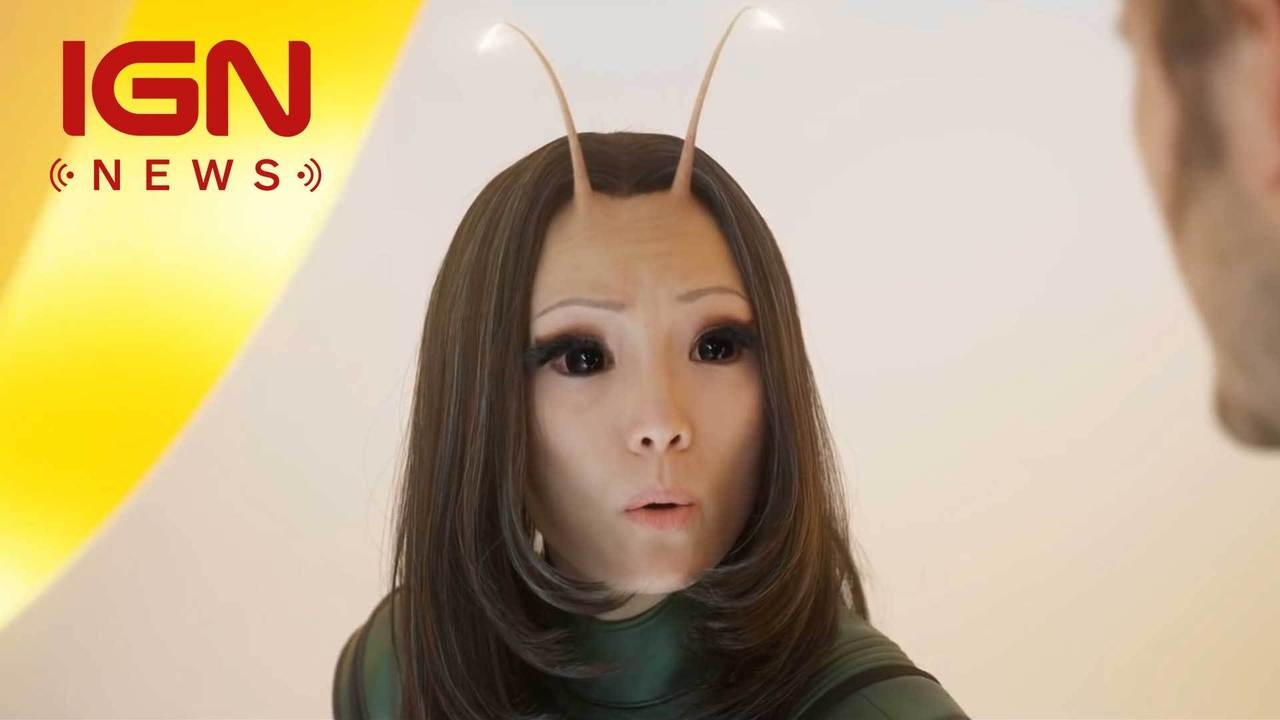 Mantis Co-Creator Not a Fan of Guardians of the Galaxy Vol. 2's Take on the Character – IGN News