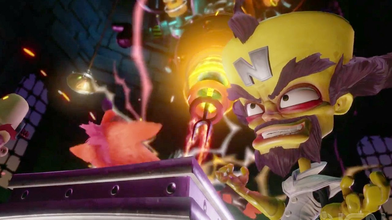 Crash Bandicoot N. Sane Trilogy – Villains Trailer