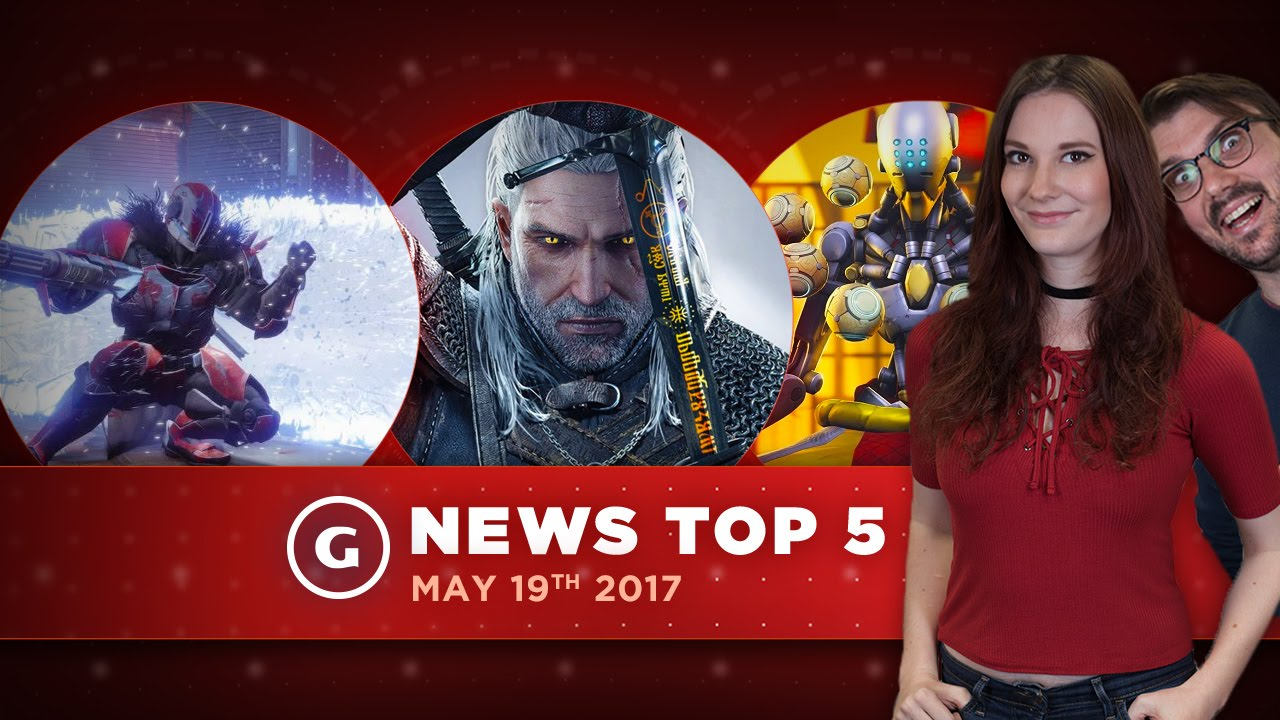 The Witcher TV Show Info; Nintendo Switch Bundle Announced! – GS News Top 5