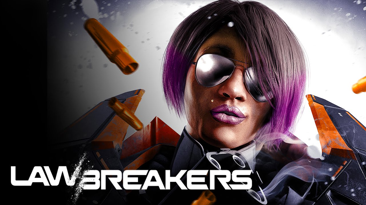 LawBreakers PS4 Reveal Trailer