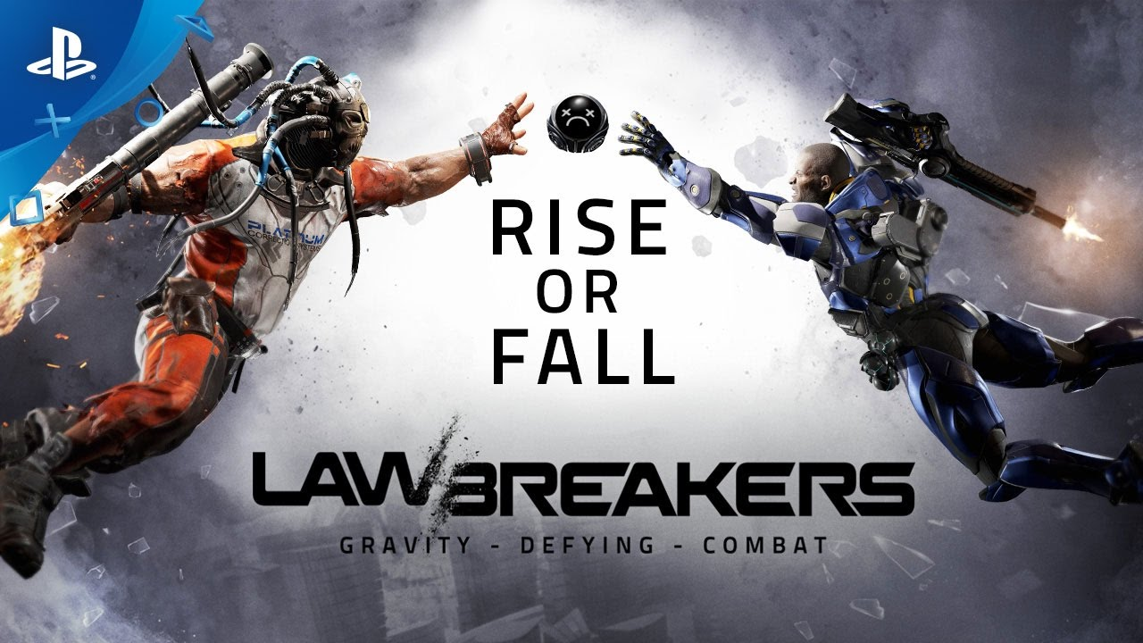 LawBreakers – Rise or Fall | PS4