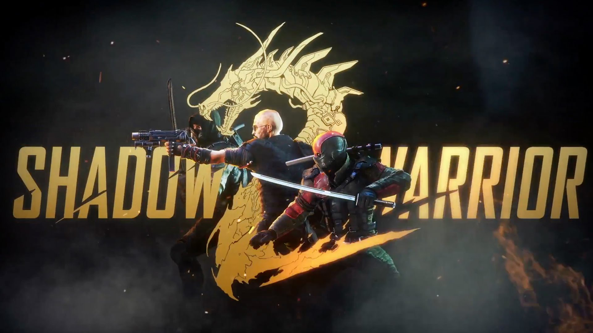 Shadow Warrior 2 – Xbox One and PlayStation 4 Release Trailer