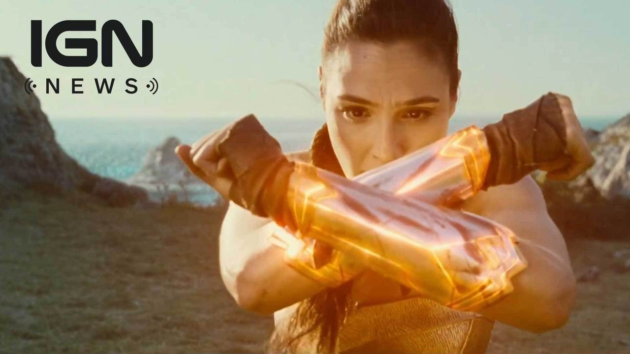 Wonder Woman: Early Buzz Very Positive – IGN News