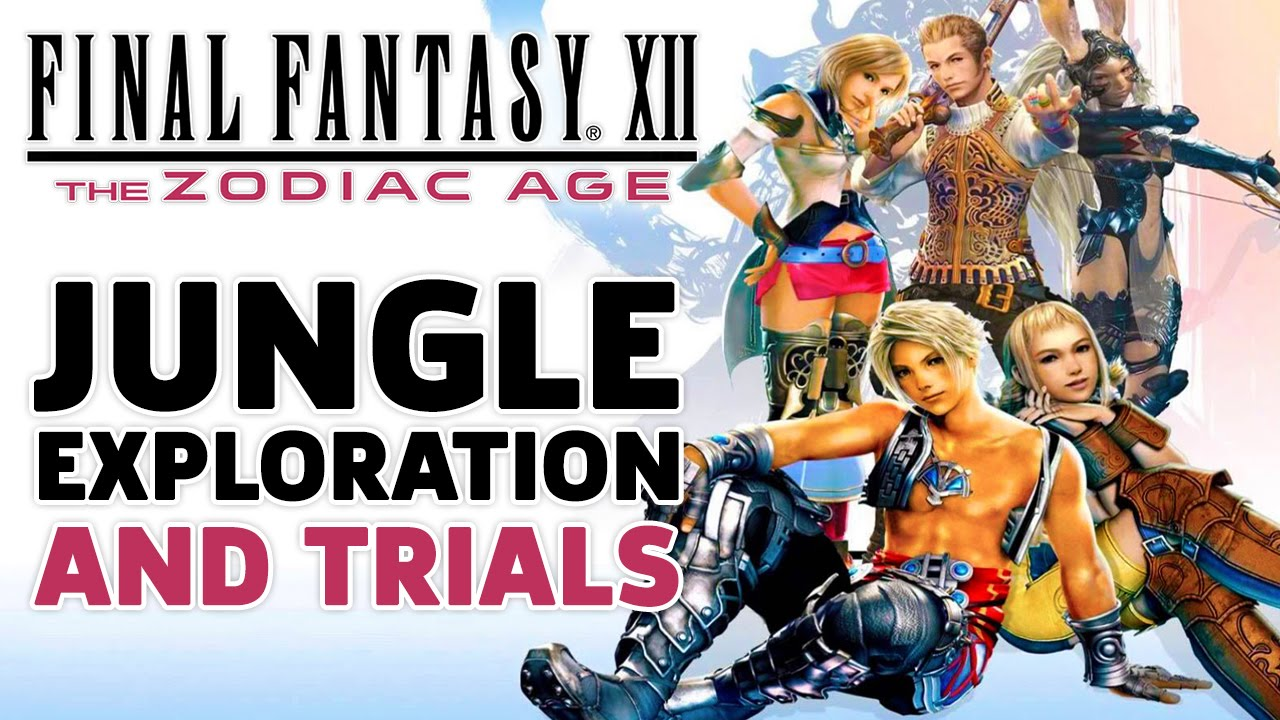Zodiac Age Is Why You Should Try Final Fantasy XII