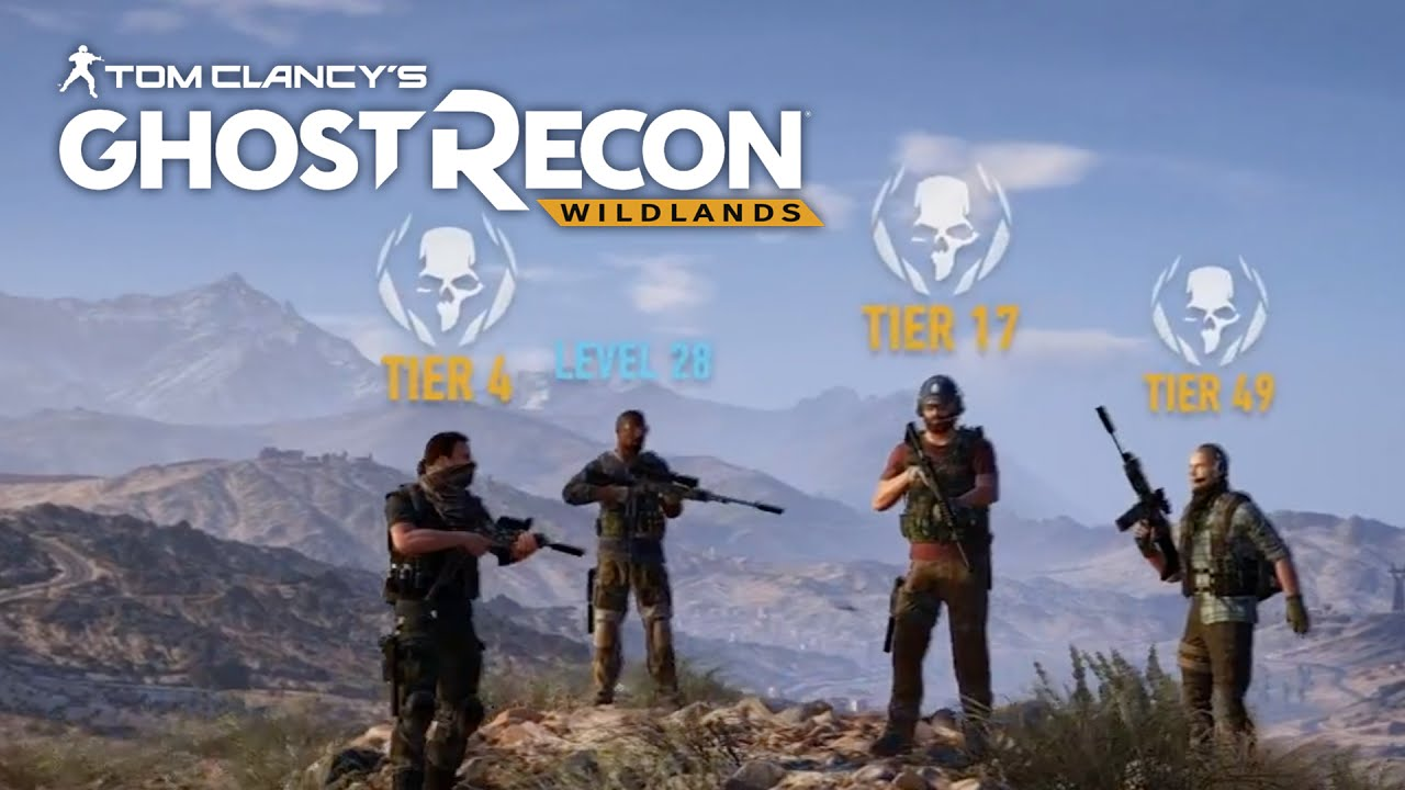 Ghost Recon Wildlands – Tier 1 Mode Free Update Trailer