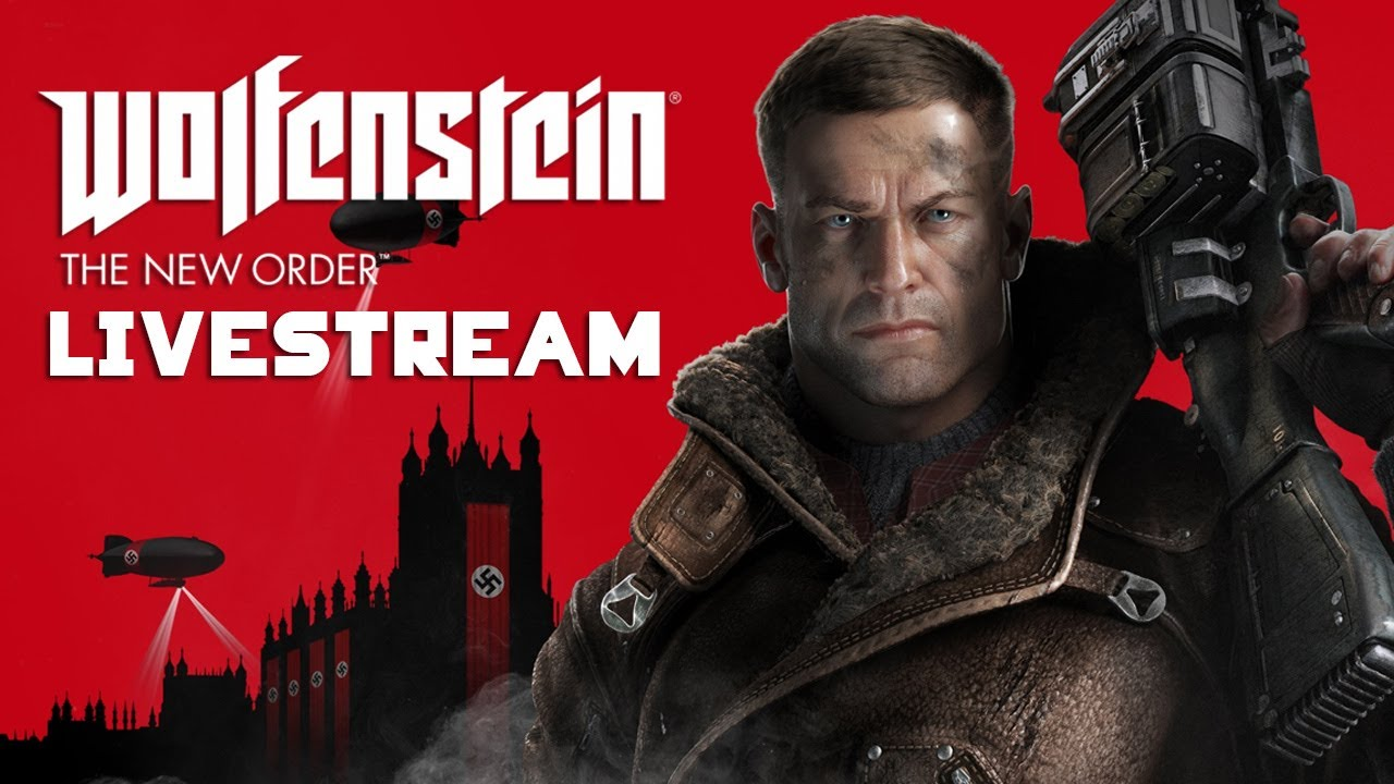 Wolfenstein The New Order With Mike and Jake