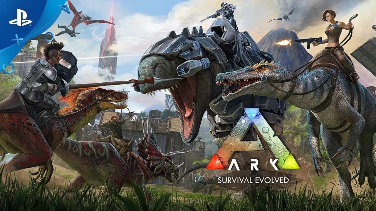 ARK: Survival Evolved – Launch Trailer | PS4
