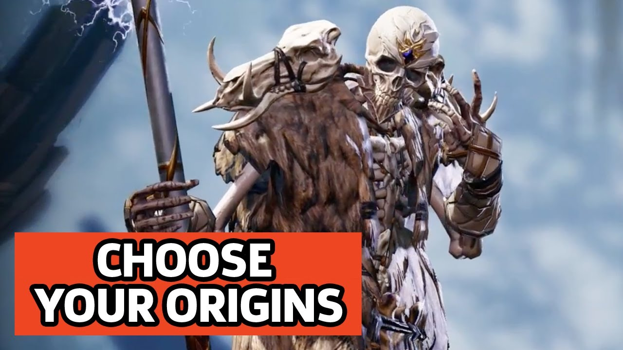 Divinity: Original Sin 2 – Choose Your Origins Gameplay Trailer