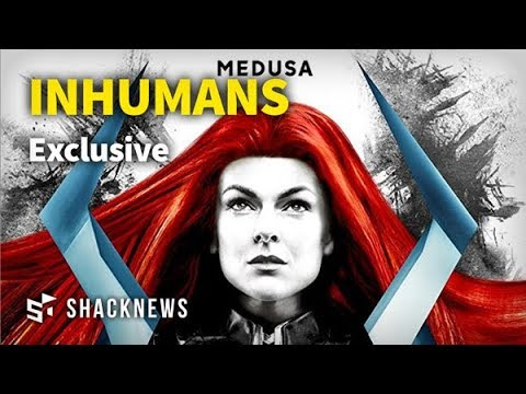 Inhumans: Exclusive Interview with Serinda Swan