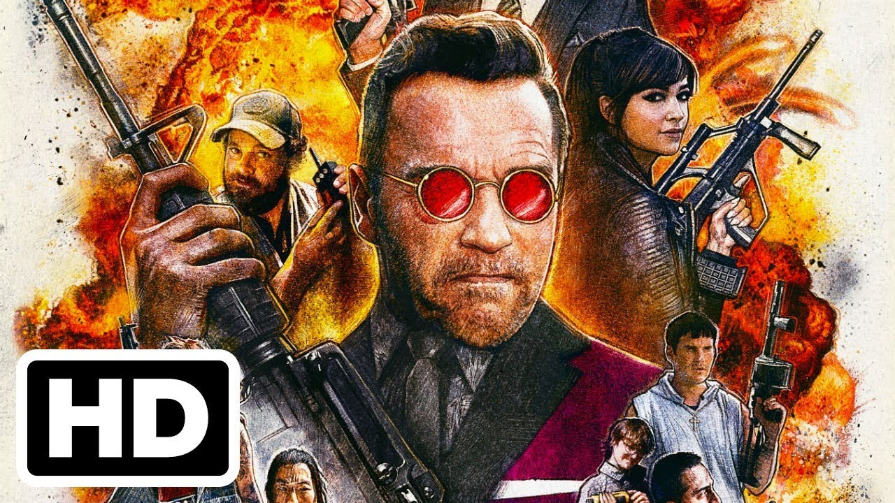 Killing Gunther – Trailer #1 (2017)