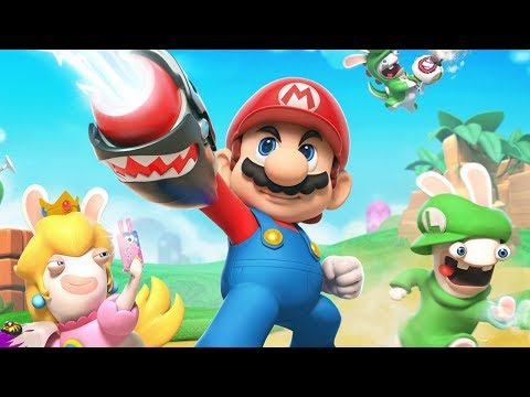 Mario + Rabbids Launch Live Stream – IGN Plays Live