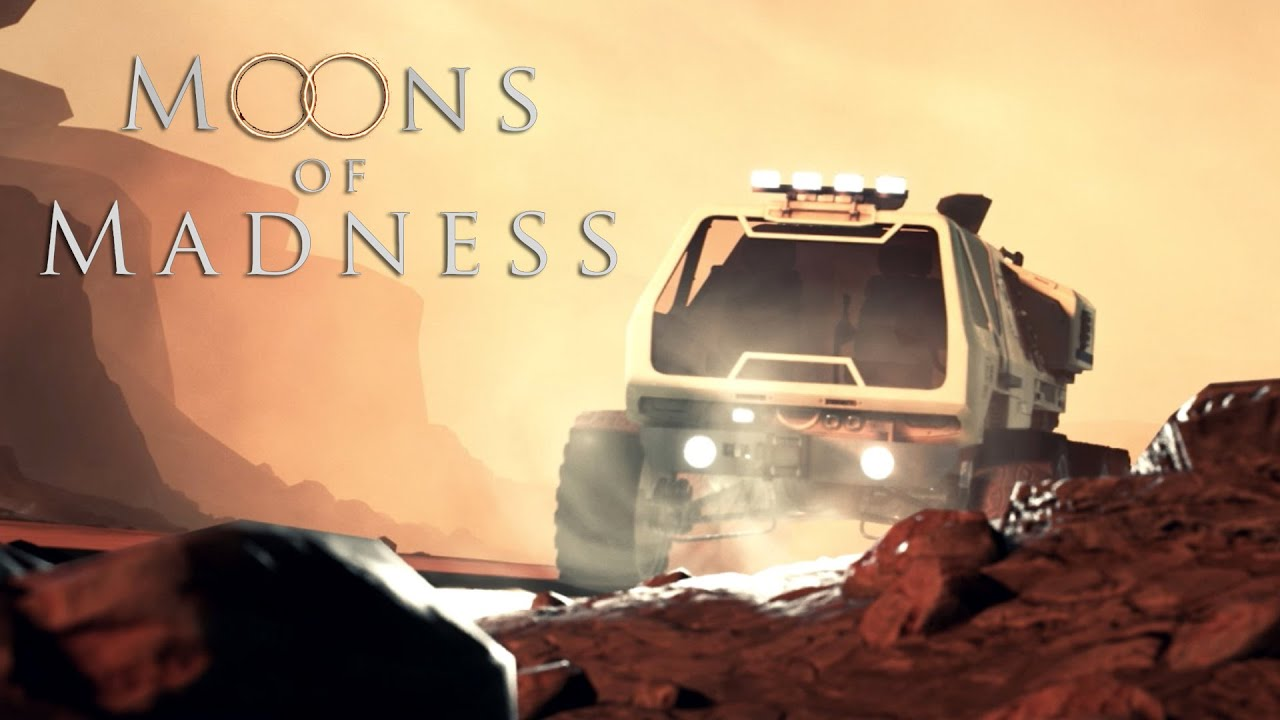 Moons Of Madness – Exclusive Trailer