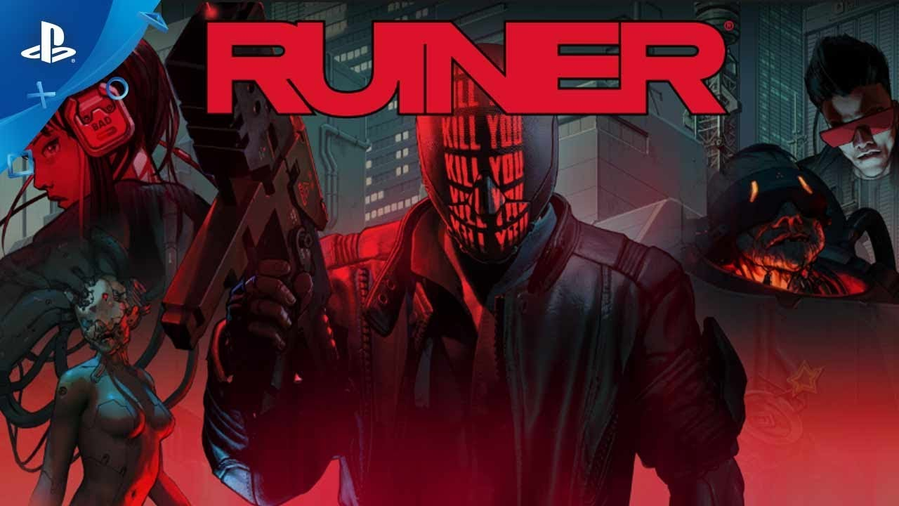 RUINER – Ugly Heart | PS4
