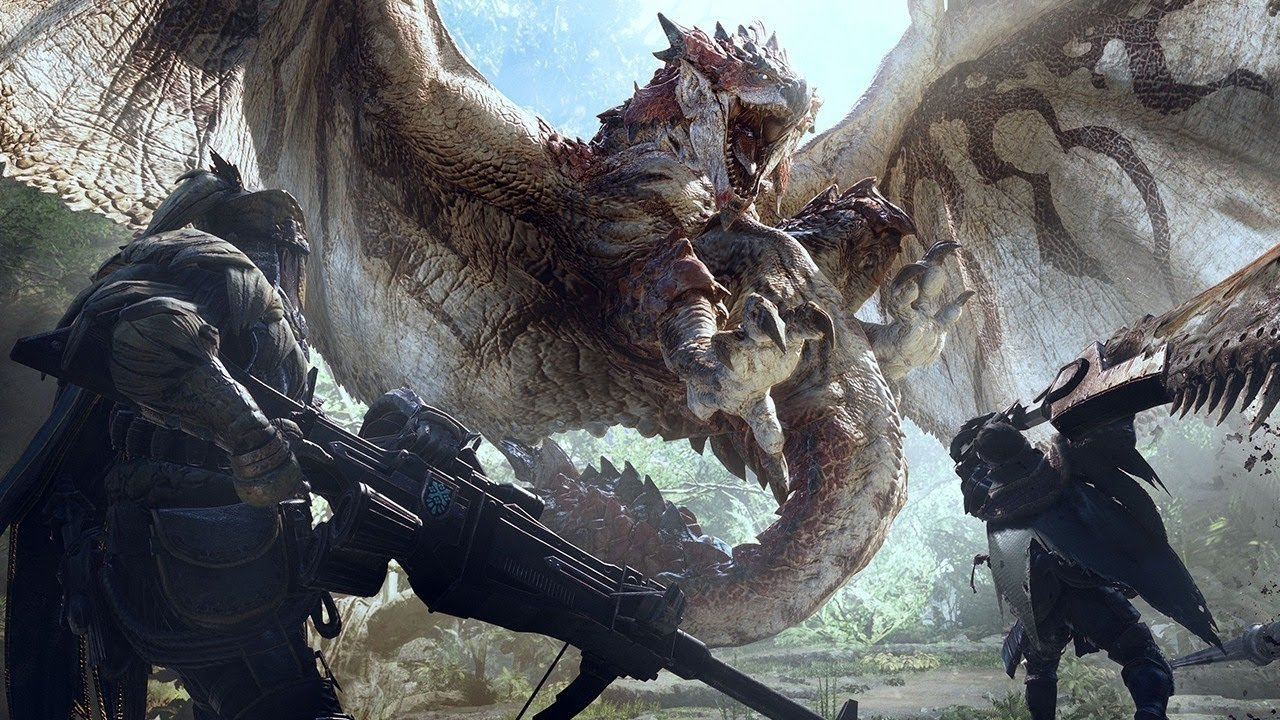 Monster Hunter World Is the Best Introduction to the Series – Gamescom 2017