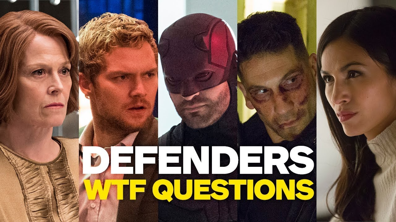 The Defenders' Biggest WTF Questions