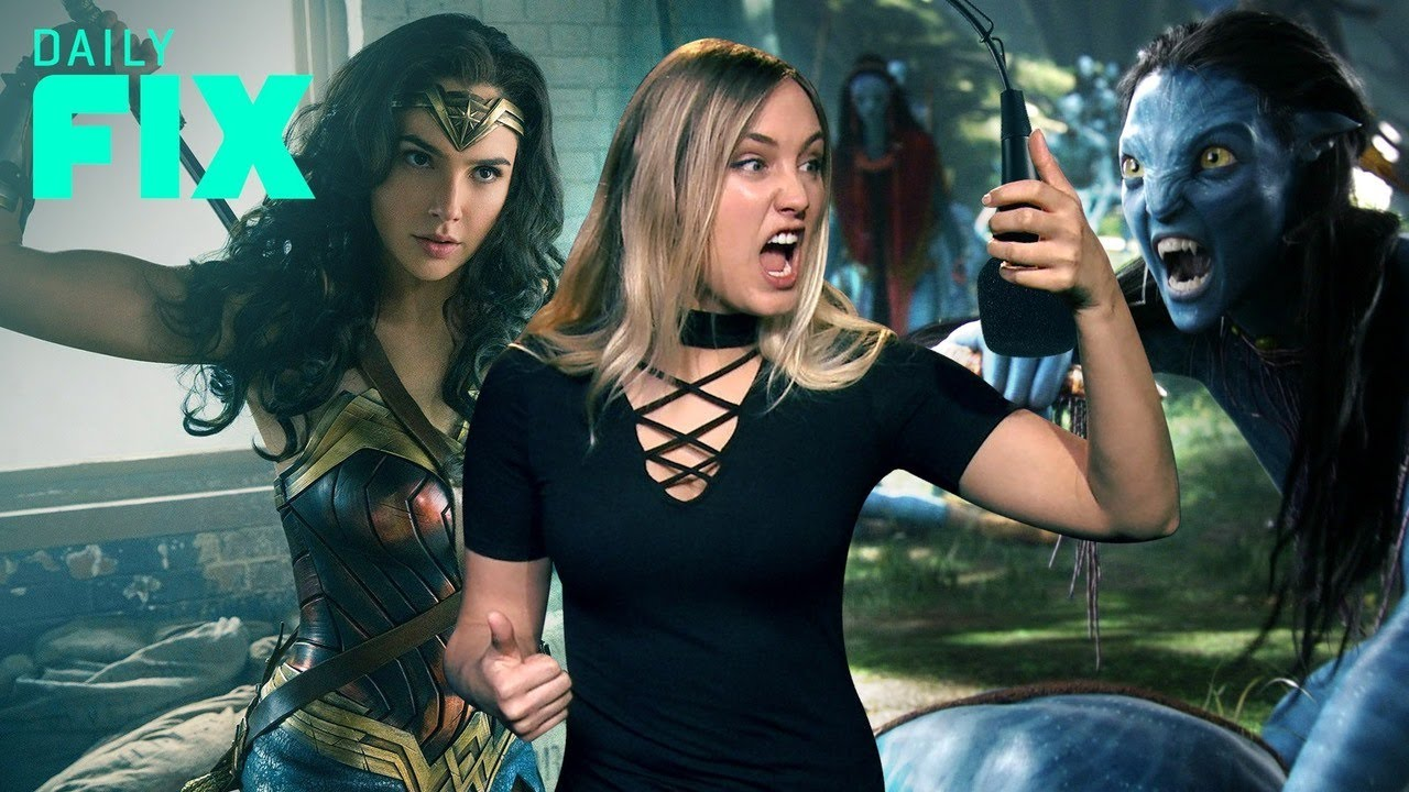Wonder Woman and Avatar Directors Feud Over DC Film – IGN Daily Fix