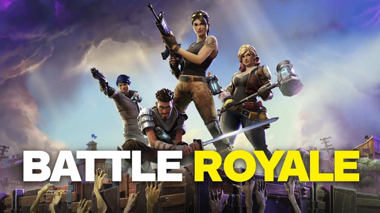 Fortnite Battle Royale Preview