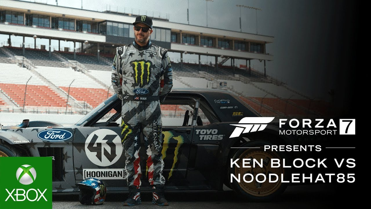 Forza Motorsport 7 Presents: Ken vs. Noodlehat85