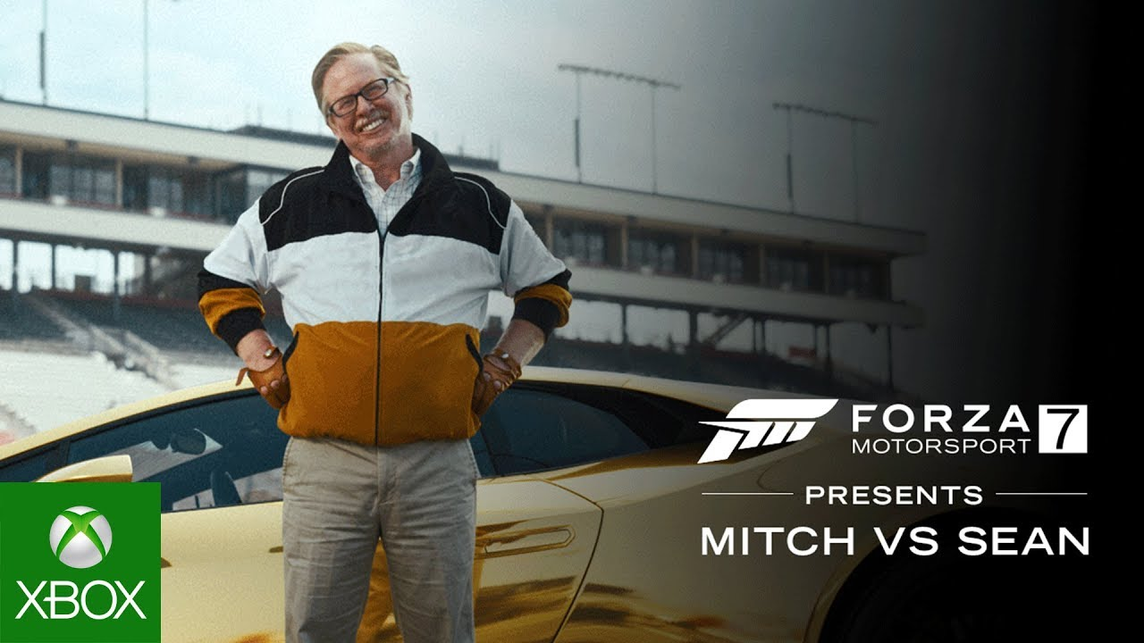 Forza Motorsport 7 Presents: Mitch vs Sean