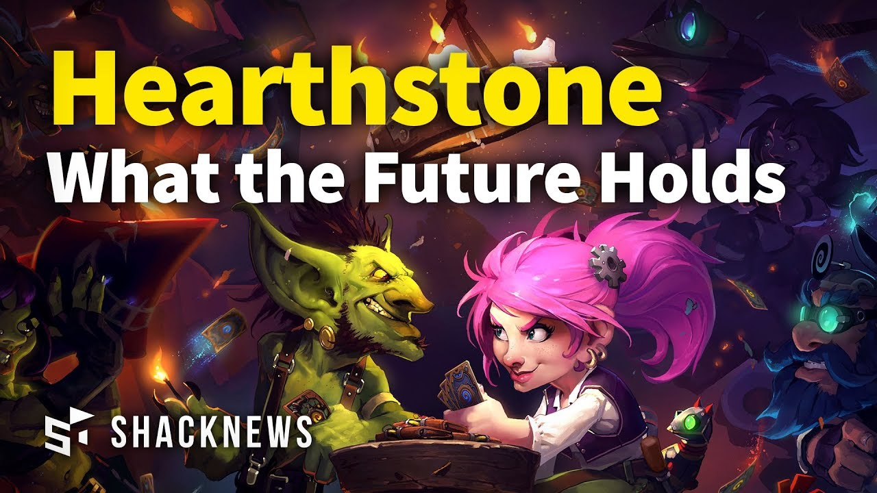 Jason Chayes Talks What's Next For Hearthstone