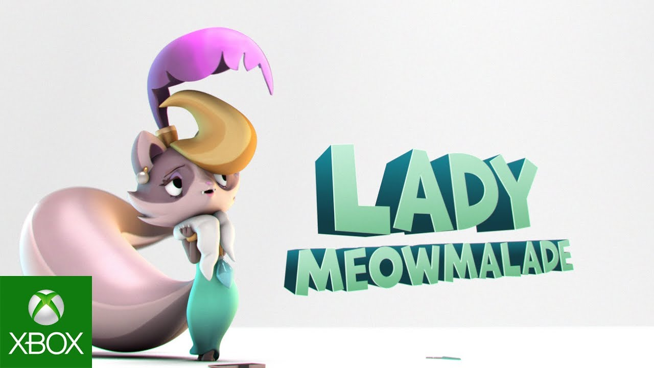Super Lucky's Tale – Meet Lady Meowmalade