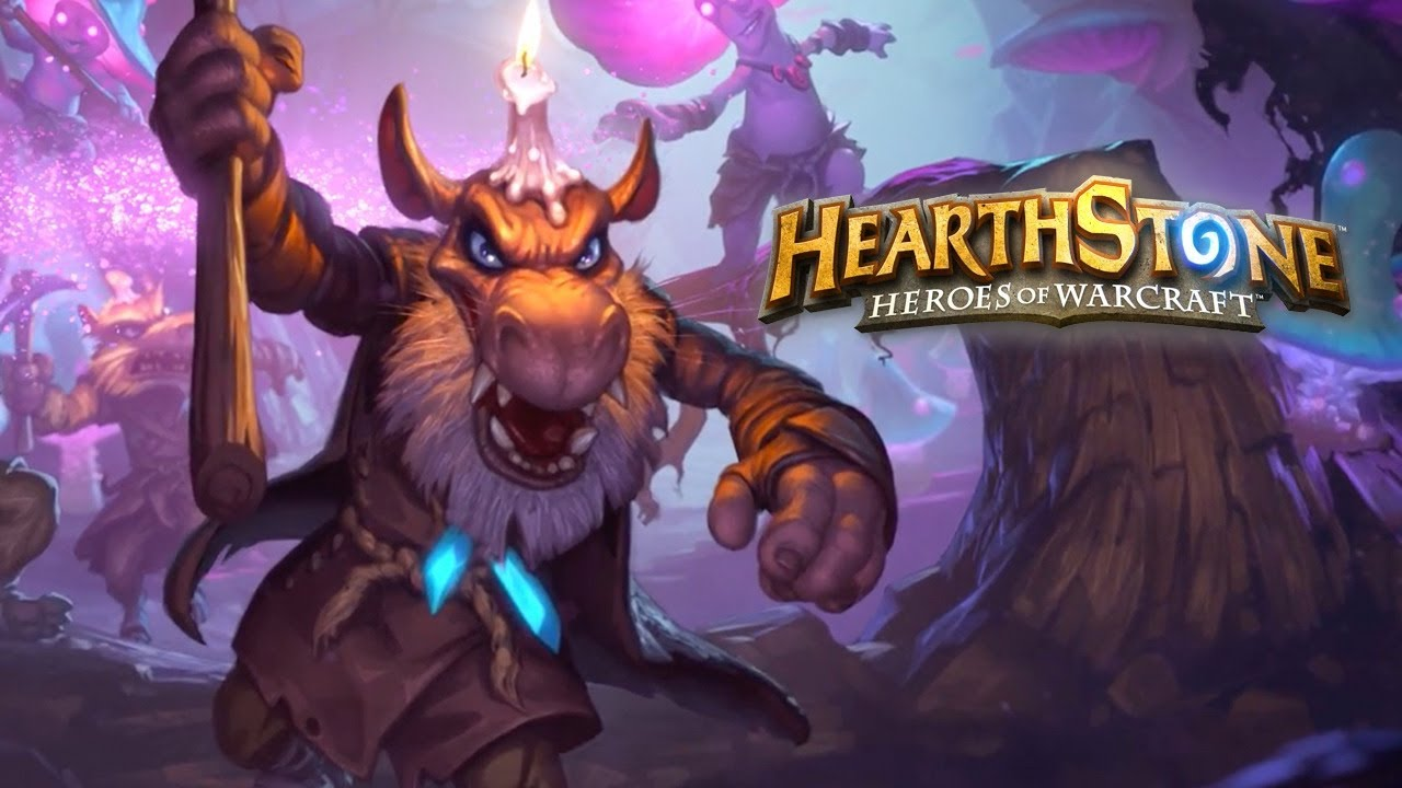 Hearthstone – Kobolds & Catacombs Trailer