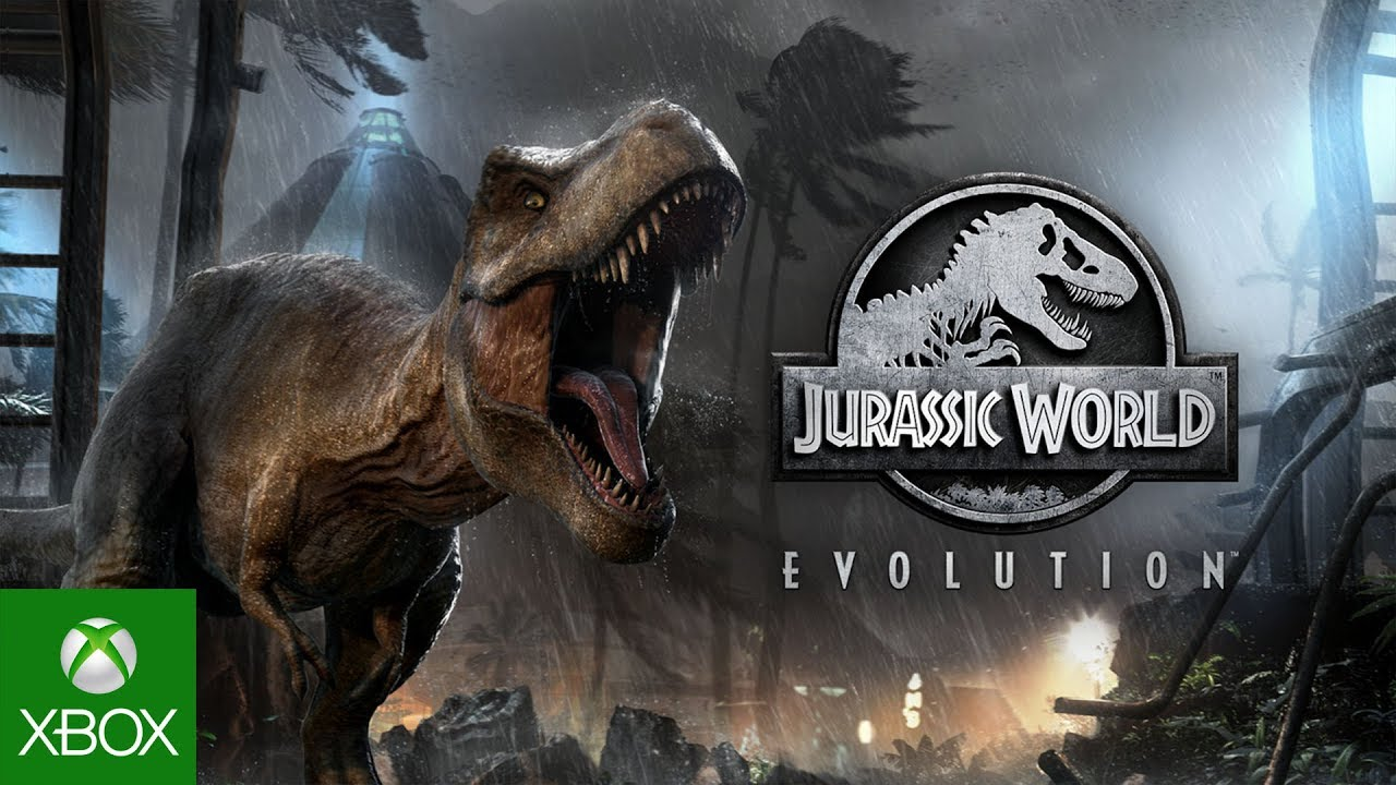 Jurassic World Evolution: Pre-Order Trailer