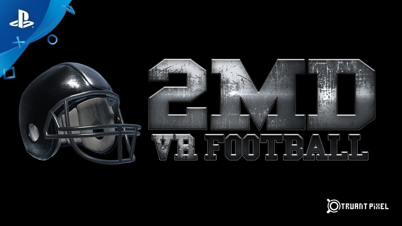 2MD: VR Football – Announcement Trailer | PS VR