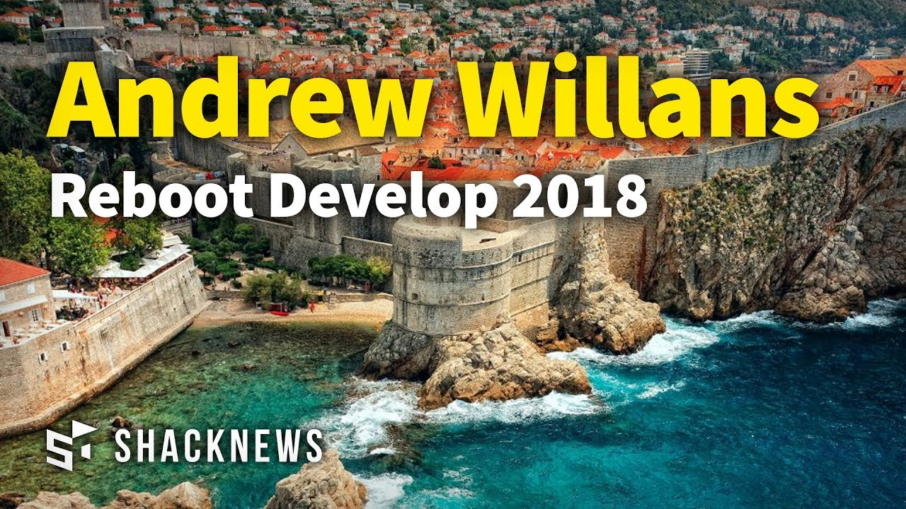 Andrew Willans Talks Reboot Develop 2018 & New Castle Game Development