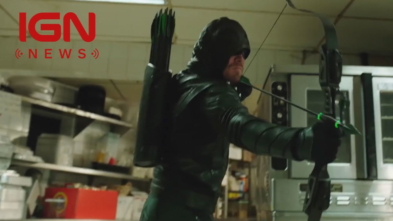 Arrow Gets New Showrunner as Marc Guggenheim Steps Back – IGN News