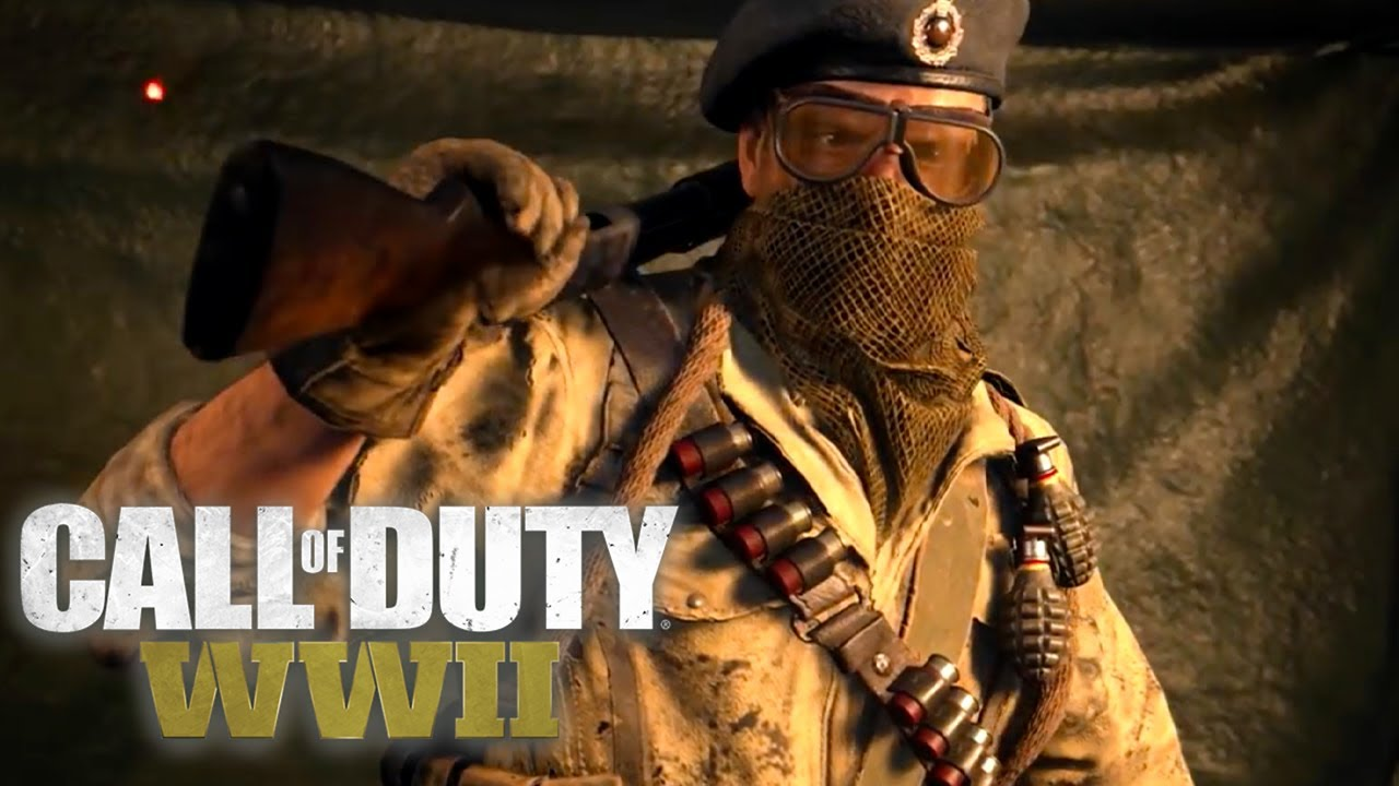Call of Duty: WWII – Blitzkrieg Community Event Trailer
